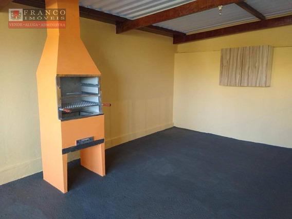 Casa Com 2 Dormitórios Para Alugar, Jardim Novo Mundo - Valinhos/sp - Ca0553