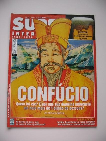 Revista Super Interessante - Nº 208 - Confúcio