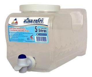 Dispensador De Agua Aqua Refri 5lts Tricorp