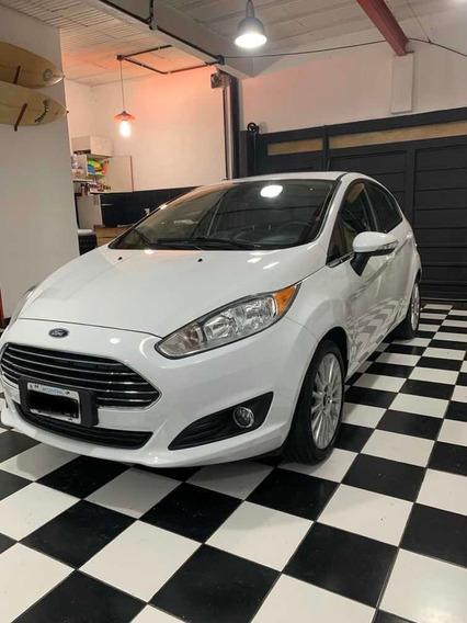 Ford Fiesta Kinetic Design 1.6 Titanium Madero Motors 2014