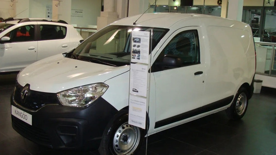 Renault Kangoo Ii Express Emotion 1.6 - Stock Propio (juan)