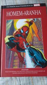 Homem Aranha - Os Heróis Mais Poderosos Da Marvel