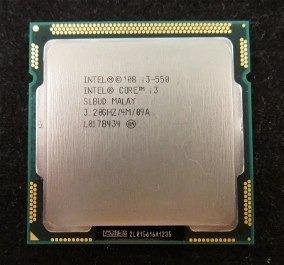 Processador Core I3 558 Lga 1156