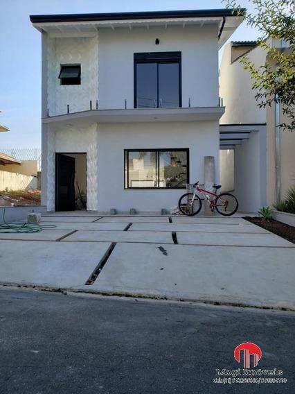 Casa Em Condomínio Para Venda Em Mogi Das Cruzes, Vila Moraes, 3 Dormitórios, 3 Suítes, 4 Banheiros, 2 Vagas - So518_2-1060535