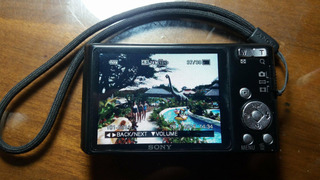 Cámara Sony Cyber-shot Dsc-w610