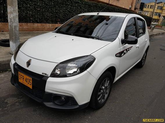 Renault Sandero Gt Line 1.6 Dinamique 16v Full