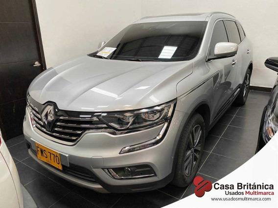 Renault New Koleos Intens Automatico 4x4 Gasolina