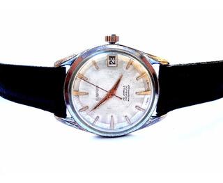 Vintage Reloj Gladiador Automatico 34mm Caballero 1960c