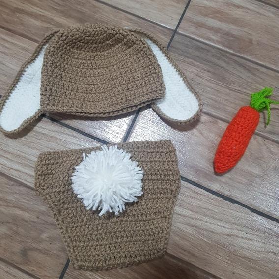 Coelho De Croche C/cenoura
