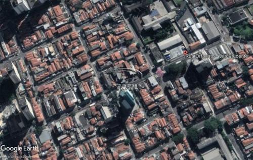 Imagem 1 de 2 de Terreno - 600,00m² - Vila Prudente - Pc881
