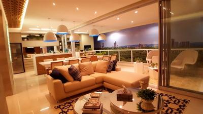 Apartamento Em Plano Diretor Sul, Palmas/to De 150m² 3 Quartos À Venda Por R$ 825.000,00 - Ap95558