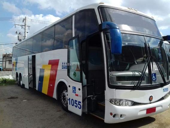 Ônibus Paradiso 1200 G6 Completo Só Fretamento Turismo