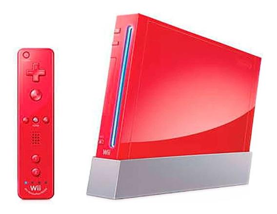 Super64 Wii Con Juegos 2 Controles 6 Meses Garantía U3 Msi