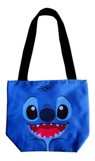 Mini Tote Bag Cartera De Lilo & Stitch Disney