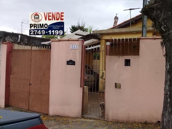 V361 Casa Em Vila Nhochune Com 242m2