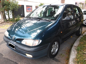 Renault Scenic Rxe 2.0 Full Impecable Real Poco Uso Titular