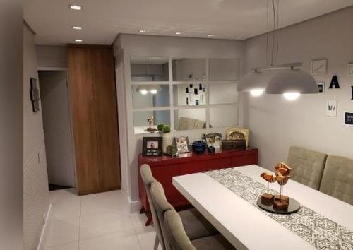 Apartamento À Venda, 74 M² Por R$ 775.000,00 - Brooklin - São Paulo/sp - Ap0871