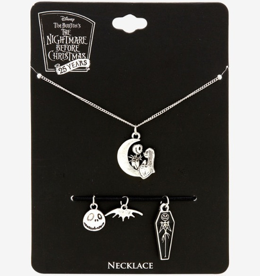 Collar Nightmare Before Christmas Intercambiable Original
