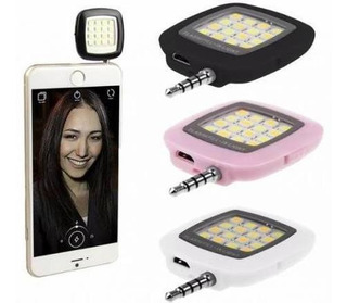 Flash Smartphone Selfie Celular Camera Luz Led Galaxy iPhone