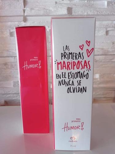 Perfume Humor Meu Primeiro Natura Humor Rojo