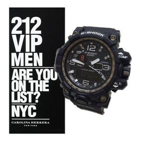 Relógio Masculino Gshock Kit Perfume Contratipo Estojo Cg10