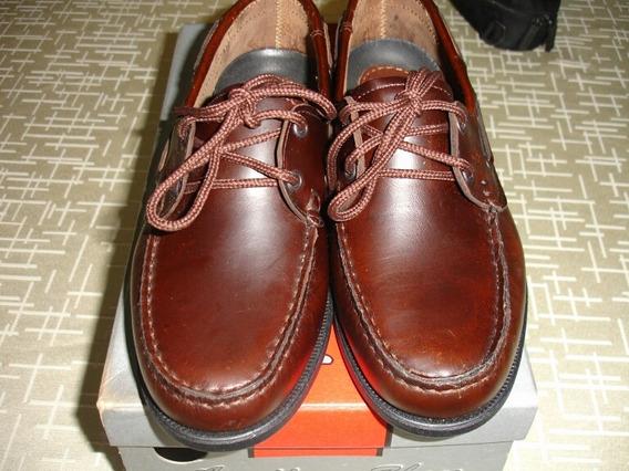 Zapatos American Shoes 100% Cuero Talla 38