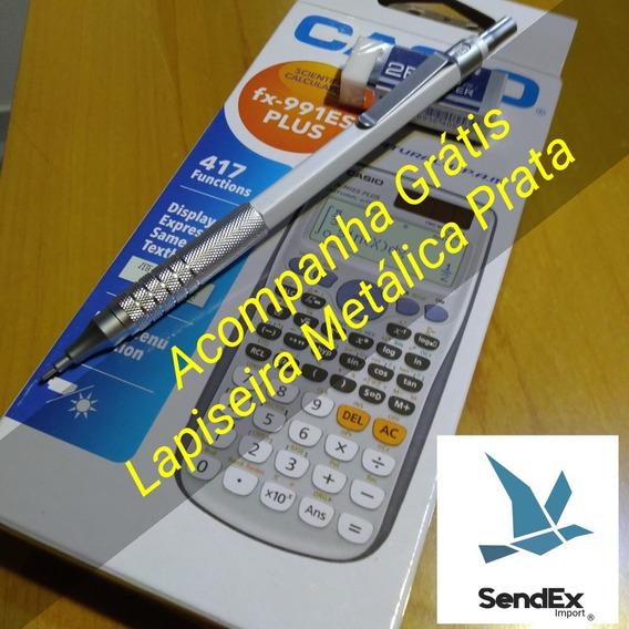Calculadora Científica Casio Fx 991 Es Plus 417 Funções Impo