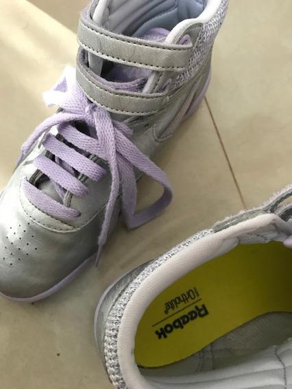 Zapatillas (botitas) Reebok De Niña Número 32