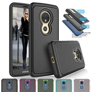 Forro Motorola Moto E5 Play Ultra Shockproof Antigolpe Negro