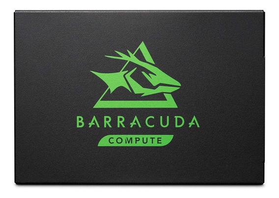 Ssd 250gb Sata Seagate Barracuda 120 250gb 2.5in 6gb/s For C