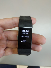 Pulseira Fitbit Charge 2 Hr ( Large ) Monitor Cardíaco Sono