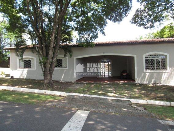 Casa Para Locação No Condomínio Piccolo Paesi Em Salto. - Ca4005