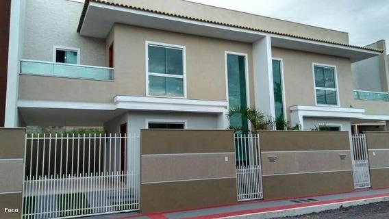 Casa Para Venda Em Vila Velha, Ponta Da Fruta, 3 Dormitórios, 1 Suíte, 3 Banheiros, 2 Vagas - 105_2-602444