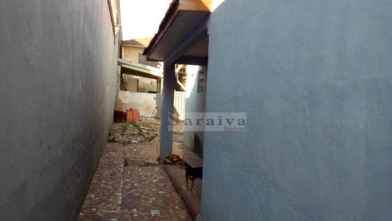 Terreno Residencial À Venda, Cerâmica, São Caetano Do Sul. - Te0051