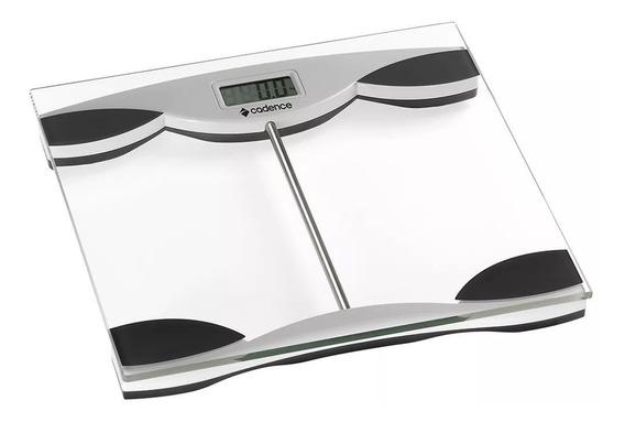 Balança Digital Vidro Temperado 150kg Banheiro Academia