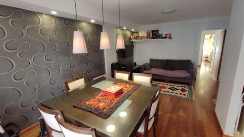 Imagen 1 de 23 de Departamento Venta 2 Dormitorios Cochera 2 Balcones 76 Mts 2 Totales Amoblado - La Plata
