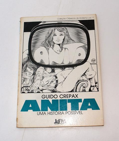 Anita - Quadrinhos Eróticos
