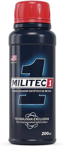 Militec-1® Original Vida Longa Ao Motor E Proteção