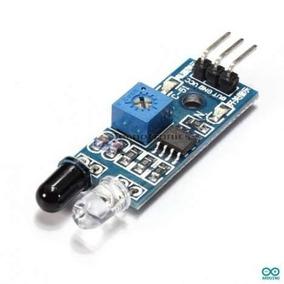 Módulo Sensor De Obstáculos Infravermelho Ir Lm393 Arduino