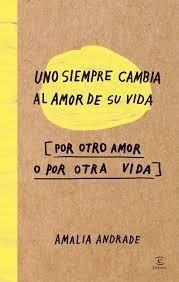 Libro Uno Siempre Cambia El Amor De Su Vida Pdf