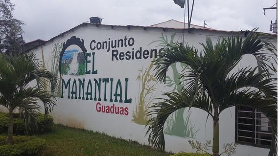 Hermosa Casa Unifamiliar En Conjunto Residencial Manantiales