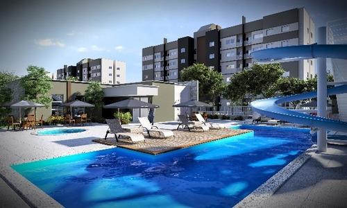 Imagem 1 de 13 de Apartamento Com 2 Dormitórios À Venda, 45 M² Por R$ 163.900,00 - Planalto - Natal/rn - Ap5545