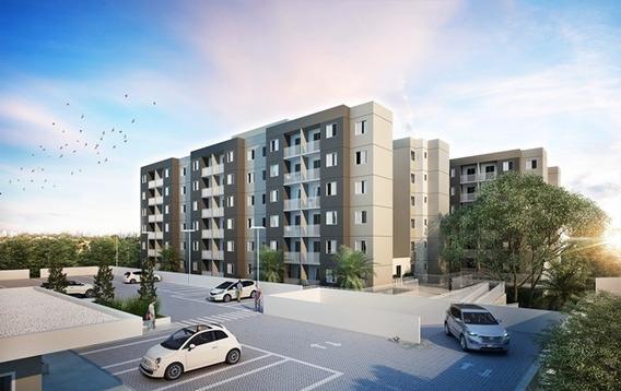 Pre Lançamento Minha Casa Minha Vida, 49 M² 2 Dorms Sala, Coz. Ban. Área Serv. 1 Vaga Lazer Completo R$ 240.000,00 Fiancia - 1028