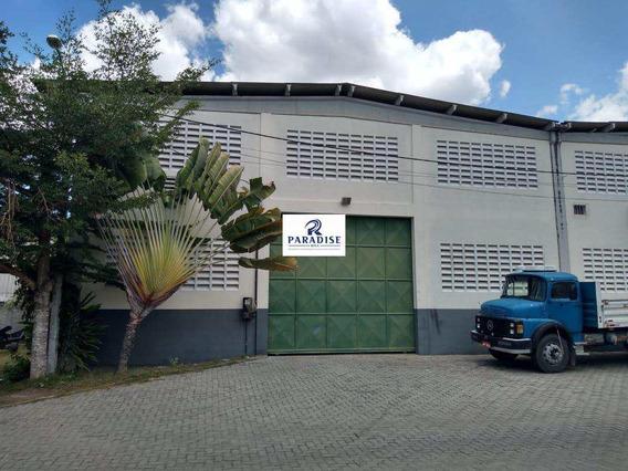 Aluga-se Galpões Em Condomínio Fechado Á R$ 13,00 M² - A53800