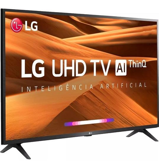 Smart Tv Led Lg 49 Polegadas Ultra Hd 4k 49um731 3hdmi 2usb
