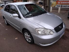 Toyota Corolla Sedan Xei 1.8 16v 2005