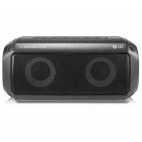 Caixa De Som Bluetooth Lg Xboom Go Pk3 Nova Lacrada