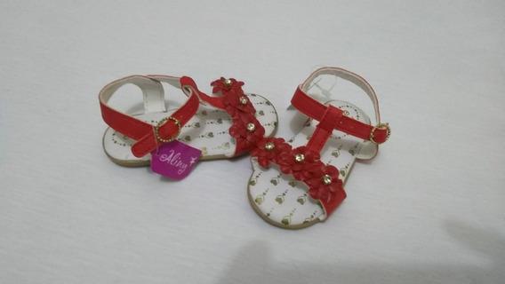 Calçado Infantil Feminino - Aliny