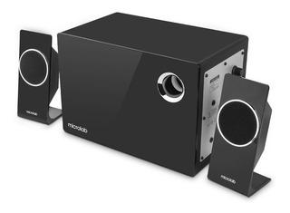 Parlante Bluetooth Microlab M660bt 2.1 Multimedia 56w Rms