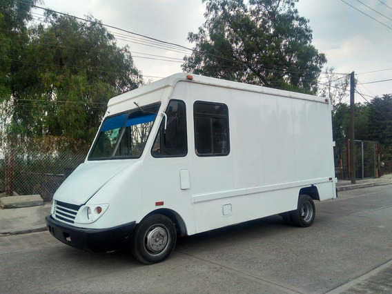 Vanette Mercedes Benz Para Food Truck O Transporte Doble R.